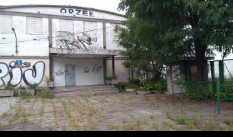 Orzeł (stadion kolarski, hala ćwiczeń), warszawa