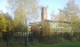 Cegielnia św. jerzy, blachownia