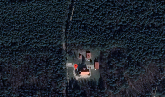Dom Latarników, Smołdziński Las,