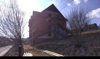 Niedokończony budynek, Trzebinia,