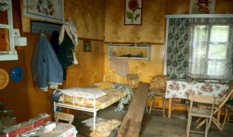 Opuszczony dom, Bukowina Tatrzańska,