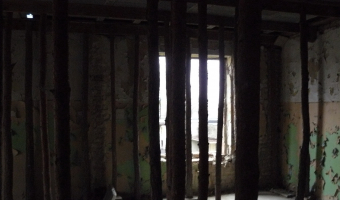 Opuszczony szpital, Blachownia,