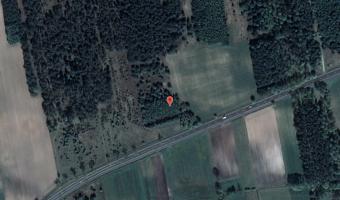 Poniemieckie bunkry Chorzyna,