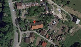 Opuszczony budynek Piekary,