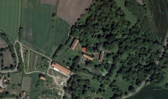 Ruiny w Pielaszkowicach, Pielaszkowice,