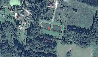 Zrujnowany pałac, Słobity,