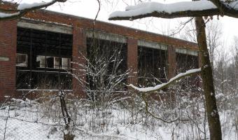 Opuszczony basen, Ozimek,