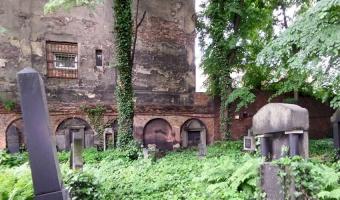 Stary Cmentarz Żydowski, Katowice,