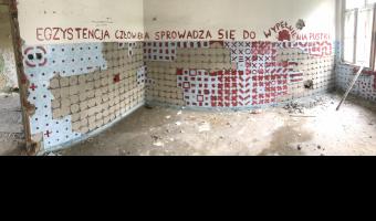 Opuszczony WIELKI SZPITAL rosyjski, Legnica,