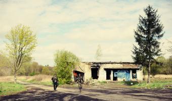 Poradzieckie lotnisko wojskowe, Kluczewo,