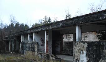 Ośrodek wypoczynkowy i klub Nova, Woźniki,