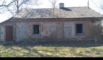 Opuszczone gospodarstwo rolne, Wielgorz,