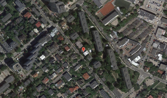 Nawiedzona kamienica, Warszawa,