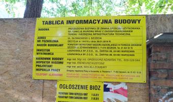 Opuszczona przychodnia, Szczecin,