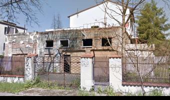 Opuszczony budynek,