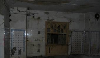 opuszczony szpital, Racibórz,