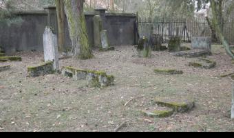 Stary cmentarz żydowski Niepołomice,