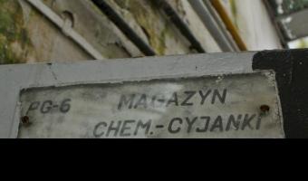 Warsztaty szkolne Zespołu Szkół Mechanicznych, Warszawa,