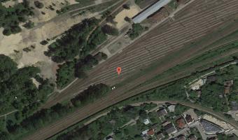 Skład pasażerskich wagonów kolejowych, Warszawa,