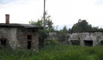 Opuszczone gospodarstwo, Olkusz,