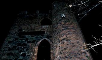 Zabytkowa wieża Odyniec, Milicz,