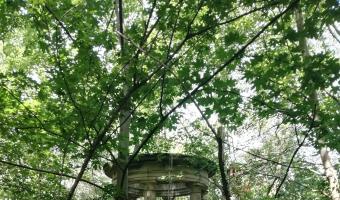 Ruiny pałacu, Chwalimierz,