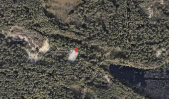 Opuszczone bunkry sowieckie, Zielonka,