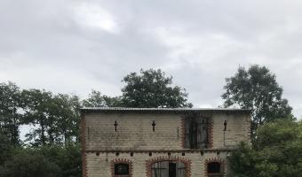 Opuszczone budynki, Ożar,