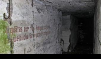 Schron i szczelina przeciwlotnicza przy obozie Justiz Strafgefangenenlager, Kędzierzyn-Koźle,