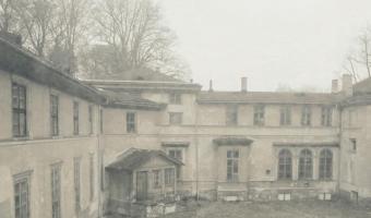 Pałac potockich w krzeszowicach, krzeszowice