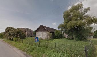 Opuszczony dom Grabie,
