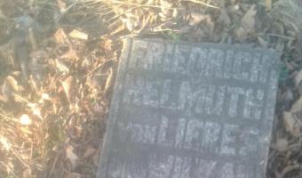 Opuszczony cmentarz niemiecki, szczepanów
