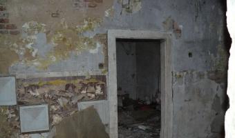 Opuszczona kamienica, Wojkowice,