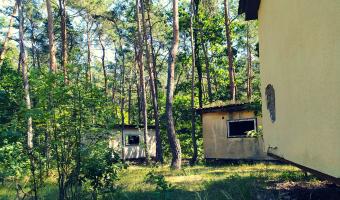 Ośrodek wczasowy, białobrzegi/ rynia