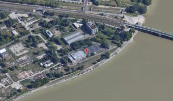 Budapeszt, Węgry - Super Mario Factory (opuszczona fabryka), Budapeszt,