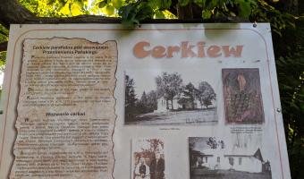 Cerkiew parafialna pw Przemienienia Pańskiego,