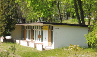 Opuszczony ośrodek wypoczynkowy