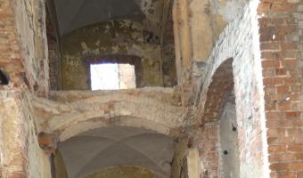Ruiny szkoły podstawowej nr.8, Bytom,