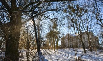 Pałac w paruszewie
