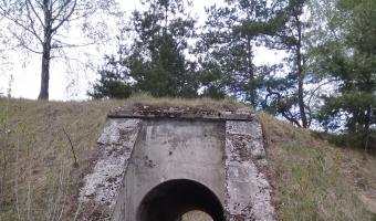 Fort Beniaminów, Beniaminów,
