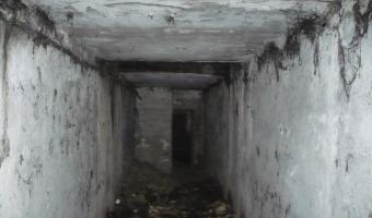 Tunel pod dworcem PKP, Mysłowice,
