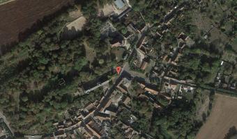 Opuszczona wieś Goussainville, Goussainville,