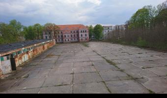 Koszary artylerii, Olsztyn,