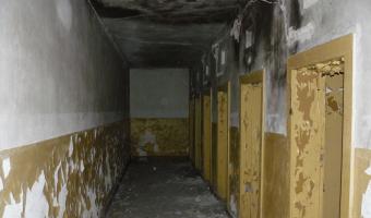 Opuszczona jednostka wojskowa , Kędzierzyn-Koźle,