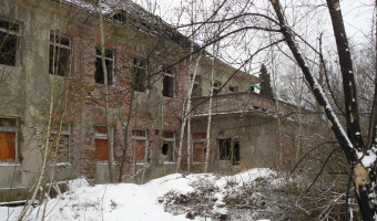 Opuszczony żłobek, Gliwice,