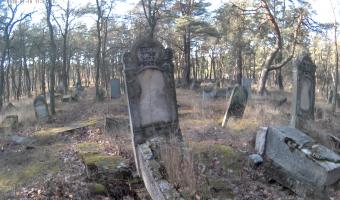 Cmentarz Żydowski, karczew - otwock