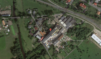 Zakłady bawełniane Gumitex / Sägewerk Ewald Berndt, Marciszów,