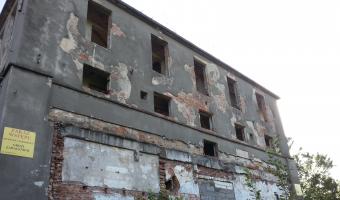 Budynek wodociągów, Mysłowice,