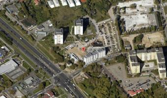 Opuszczony Wieżowiec, Warszawa,