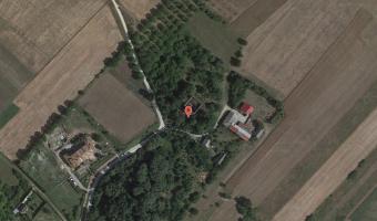 Ruiny dworu w Bolminie, Bolmin,
